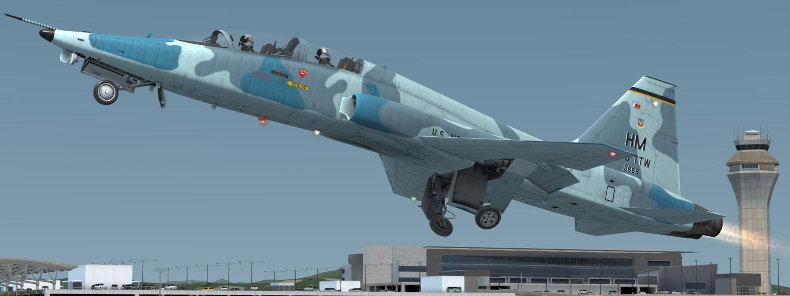 T-38C