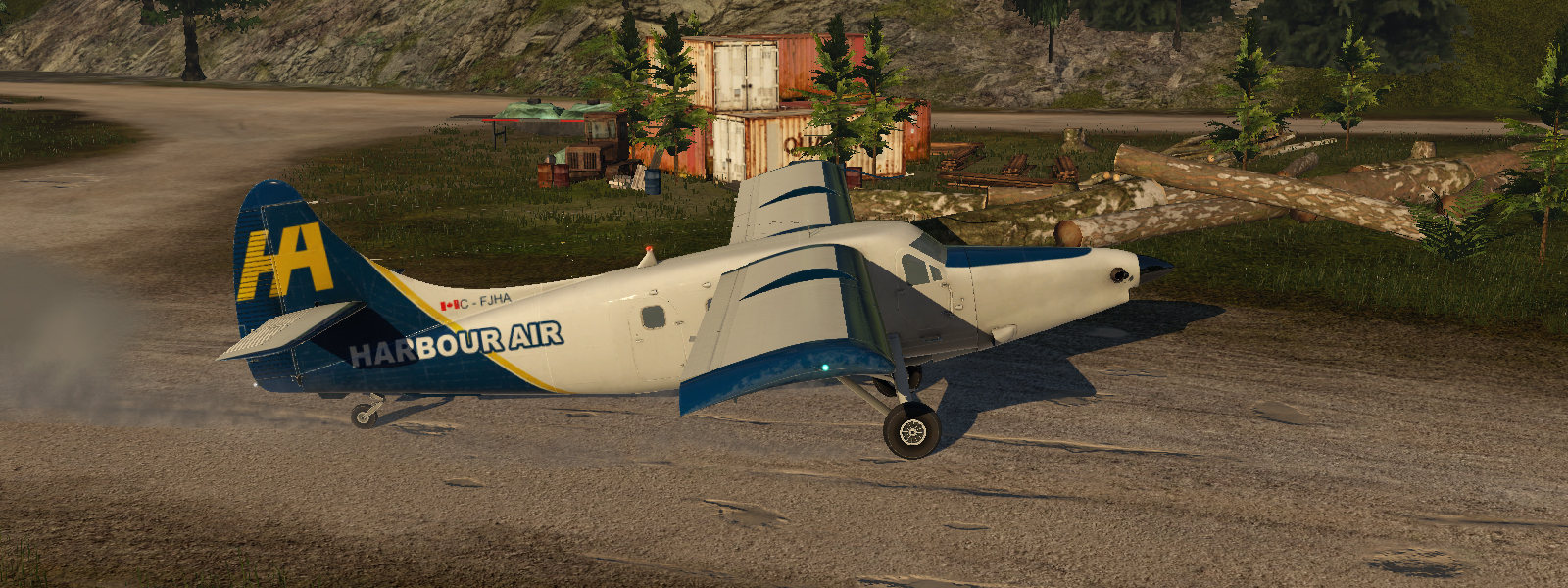 DHC-3T