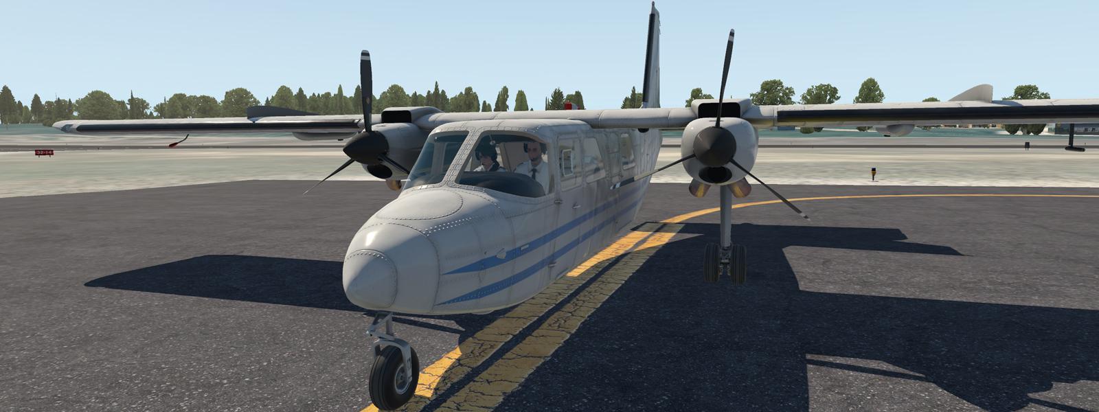 BN-2TIslander