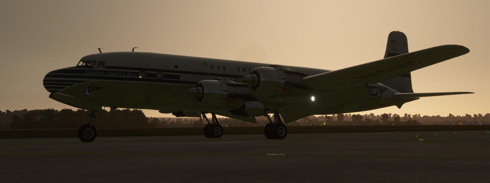 DC-6PMDG